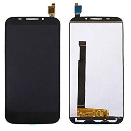 PANTALLA LCD DISPLAY + TACTIL PARA ALCATEL ONE TOUCH POP S7 OT-7045 / VODAFONE SMART 4 POWER 985N - NEGRA