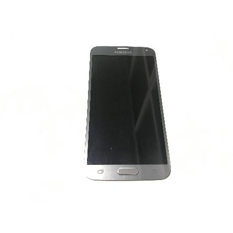 PANTALLA LCD DISPLAY + TACTIL ORIGINAL PARA SAMSUNG GALAXY S5 NEO G903F - PLATA USADA