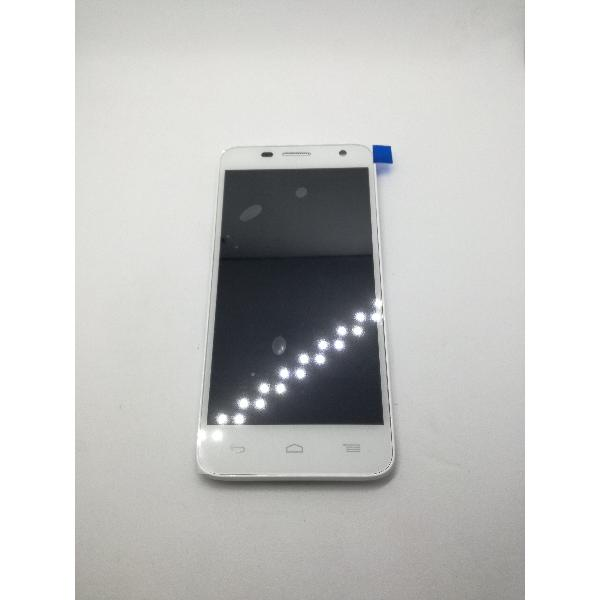 PANTALLA LCD DISPLAY + TACTIL PARA ALCATEL ONE TOUCH IDOL MINI 6012X 6012A 6012W (ORANGE HIRO) - BLANCA
