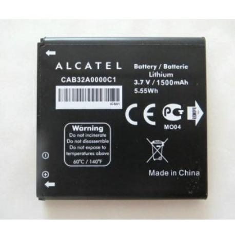 BATERÍA ORIGINAL ALCATEL CAB32A0000C1