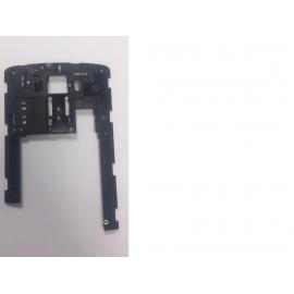 Carcasa Intermedia Original Lg G3 D855 Negra - Recuperada