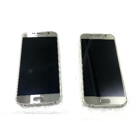 TELEFONO MOVIL COMPLETO SAMSUNG S6 G920F 32GB -  USADO