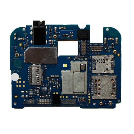 PLACA BASE ORIGINAL ZTE BLADE A510 4G - RECUPERADA