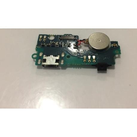 MODULO CONECTOR DE CARGA ORIGINAL ZTE BLADE A510 4G - RECUPERADO
