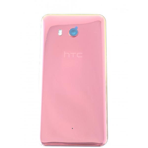 TAPA TRASERA PARA HTC U11 - ROJO