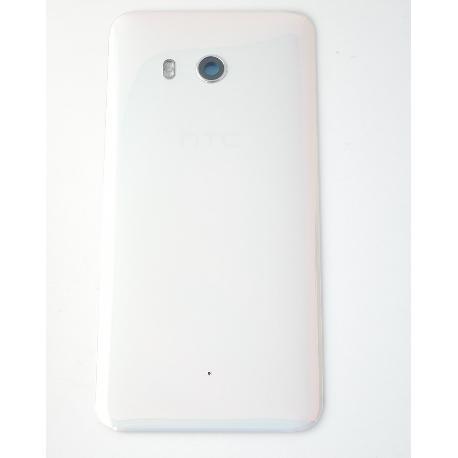 TAPA TRASERA PARA HTC U11 - BLANCA