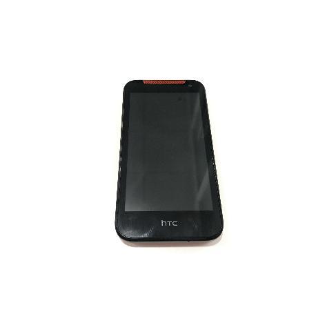 PANTALLA COMPLETA CON MARCO ORIGINAL HTC DESIRE 310 - RECUPERADA