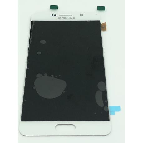 PANTALLA LCD Y TACTIL PARA SAMSUNG GALAXY A7 2016 A710F - BLANCO