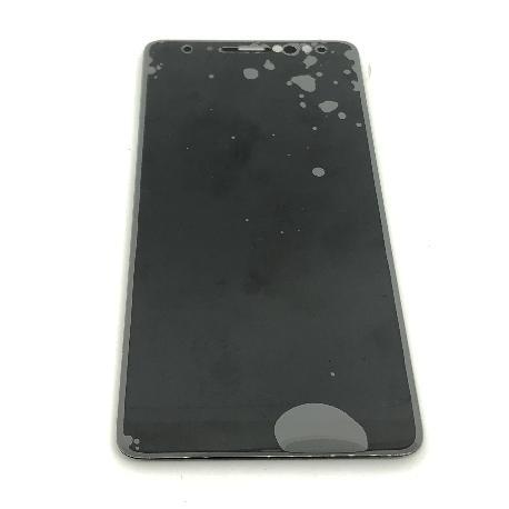 PANTALLA LCD Y TACTIL PARA BQ AQUARIS X2 PRO - NEGRA