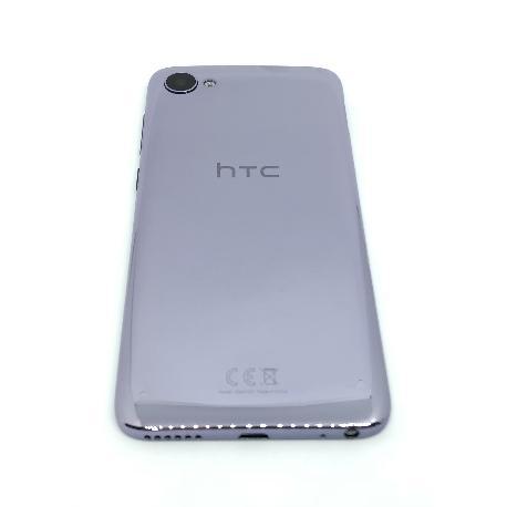 TAPA TRASERA PARA HTC DESIRE 12 - AZUL