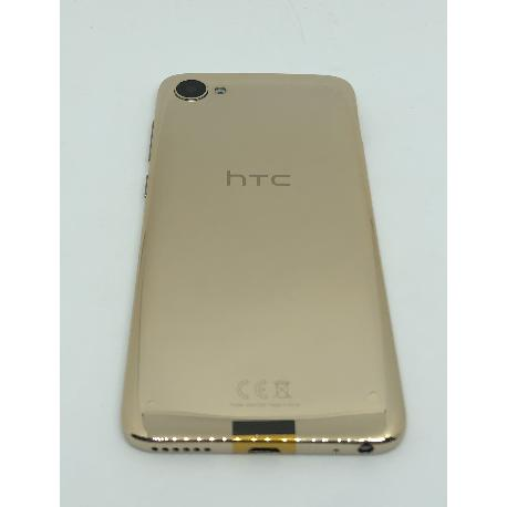 TAPA TRASERA PARA HTC DESIRE 12 - ORO
