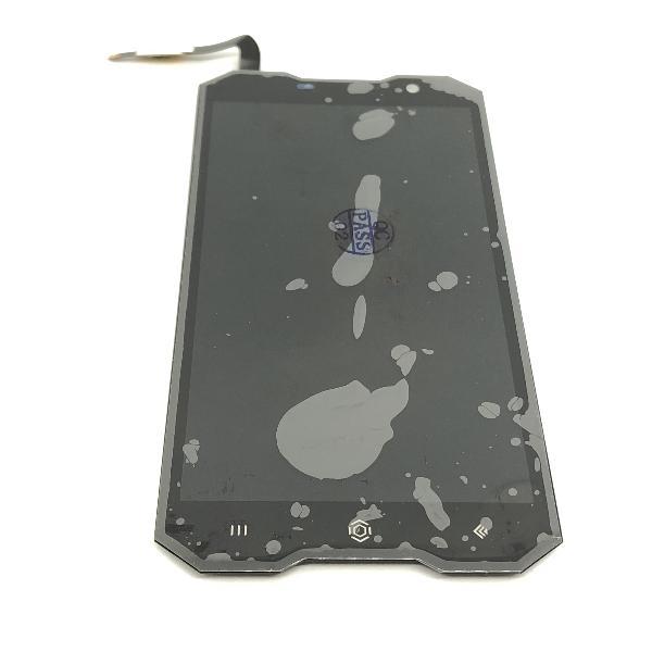 PANTALLA LCD Y TACTIL PARA HOMTOM ZOJI Z8 - NEGRA