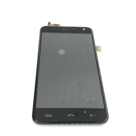 PANTALLA LCD Y TACTIL PARA HOMTOM HT3 - NEGRA