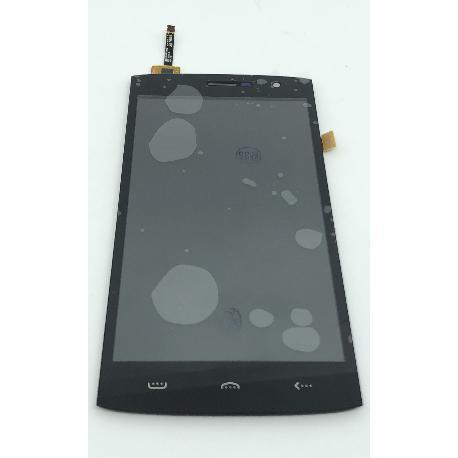 PANTALLA LCD Y TACTIL PARA HT7, HT7 PRO - NEGRA