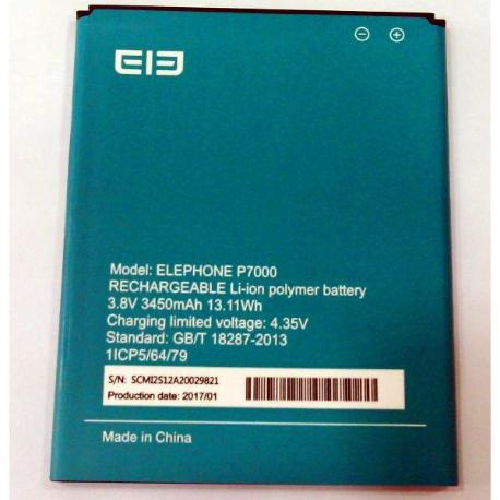 Bateria Original ELEPHONE P7000 3450 MAH