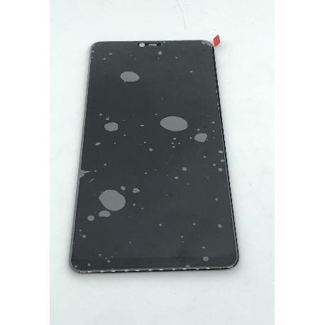 PANTALLA LCD Y TACTIL PARA OPPO A3 - NEGRO
