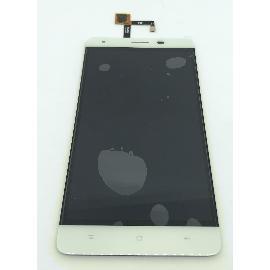 PANTALLA LCD Y TACTIL PARA OUKITEL K4000 PRO - BLANCA