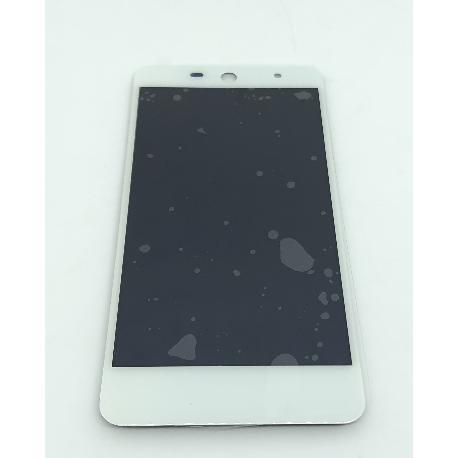 PANTALLA LCD Y TACTIL PARA WILEYFOX SHIFT 2 - BLANCA