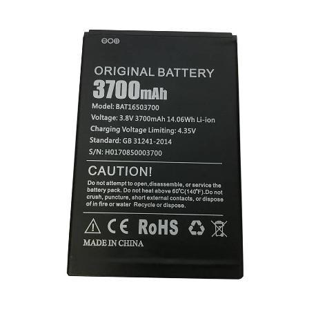 BATERIA ORIGINAL BAT16503700 DOOGEE X7 3700 MAH