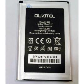 BATERIA ORIGINAL OUKITEL K4000 4000MAH LI-ION