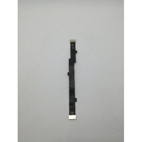FLEX DE CONEXION LCD ZTE BLADE S6 PLUS - RECUPERADO