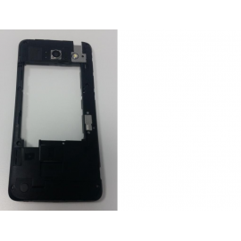 Carcasa Intermedia Original Huawei Ascend G510 Daytona Tapa Bateria negra
