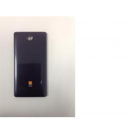 Carcasa Tapa Trasera Original Huawei G740 Orange Yumo Azul