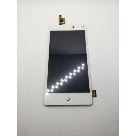 REPUESTO PANTALLA TACTIL + LCD ZTE NUBIA Z5S MINI NX403A - BLANCO