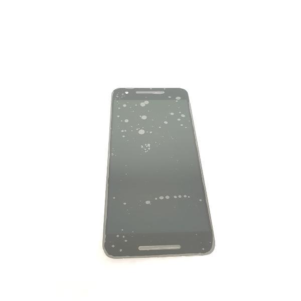 PANTALLA LCD DISPLAY + TÁCTIL CON MARCO PARA  HUAWEI NEXUS 6P COLOR NEGRO - RECUPERADA