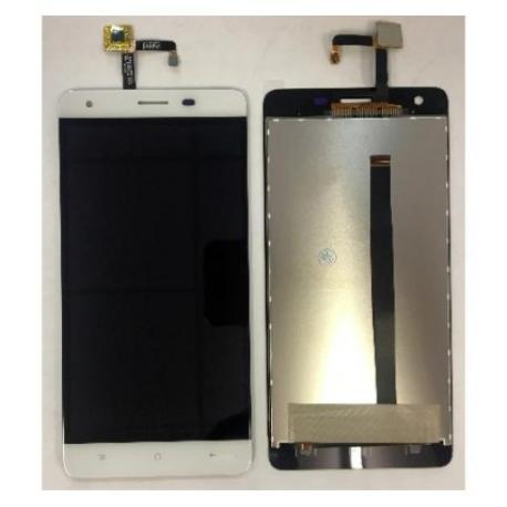 PANTALLA LCD DISPLAY + TACTIL PARA OUKITEL K6000 PRO - BLANCA
