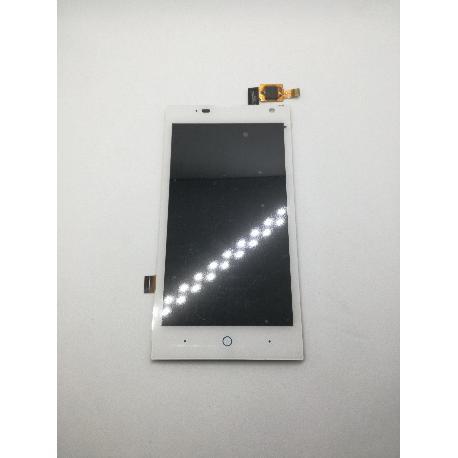 PANTALLA DISPLAY LCD + TACTIL ZTE BLADE G LUX V830W - BLANCA