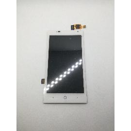 PANTALLA DISPLAY LCD + TACTIL ZTE BLADE G LUX V830W BLANCA - RECUPERADA