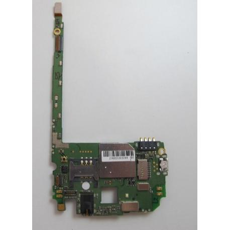 PLACA BASE ORIGINAL ZTE BLADE Q MAXI ORANGE REYO - RECUPERADA