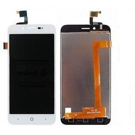 PANTALLA LCD DISPLAY + TACTIL PARA ZTE BLADE A460 / BLADE L4 - BLANCA