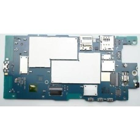 PLACA BASE ORIGINAL BLACKBERRY LEAP STR100 - RECUPERADA