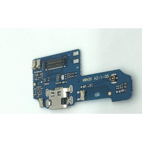 MODULO CONECTOR DE CARGA PARA ASUS ZENFONE MAX PLUS M1 ZB570TL X018D
