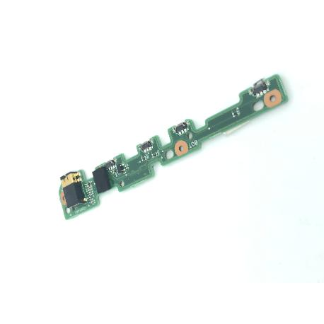 MODULO DE ENCENDIDO / VOLUMEN Y JACK DE AUDIO PARA ACER ASPIRE SWITCH 10E SW3