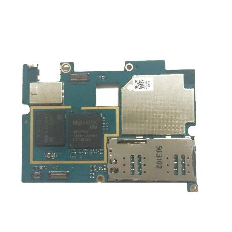 PLACA BASE ORIGINAL PARA MEIZU M1 NOTE - RECUPERADA