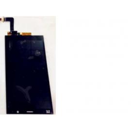 RESPUESTO PANTALLA LCD + TACTIL CON MARCO ZTE GRAND MEMO II M901C Negra