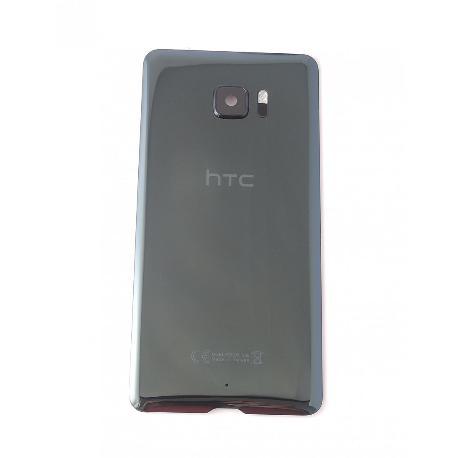 TAPA TRASERA PARA HTC U ULTRA - NEGRO
