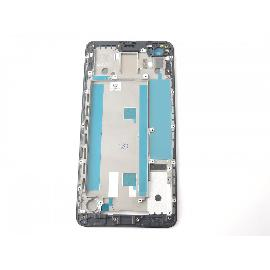 CARCASA FRONTAL DE LCD PARA HTC U ULTRA - NEGRA