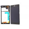 Pantalla Lcd + Tactil Con Marco Original Sony Xperia Z3 D6603 D6633 D6643 D6653 Negra