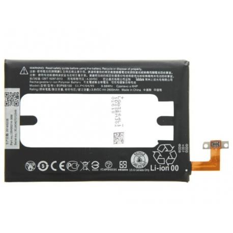 Repuesto Bateria HTC One M8, E8 - B0P6B100 de 2600mAH