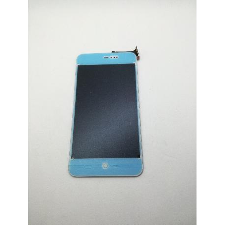 REPUESTO PANTALLA TACTIL + LCD DISPLAY PARA MEIZU MX2 - BLANCO