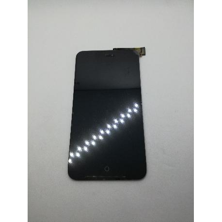 REPUESTO PANTALLA TACTIL + LCD DISPLAY PARA MEIZU MX2 - NEGRO