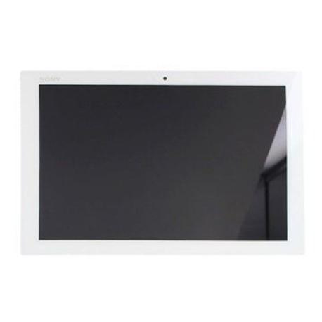 Pantalla LCD y Tactil para Sony Xperia Z4 Tablet SGP771 SGP71 - Blanca