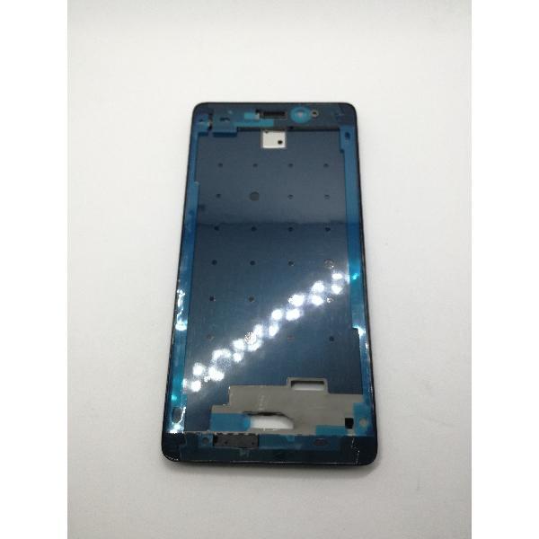 CARCASA FRONTAL DE LCD PARA XIAOMI REDMI 4 PRO / 4 PRIME - NEGRA