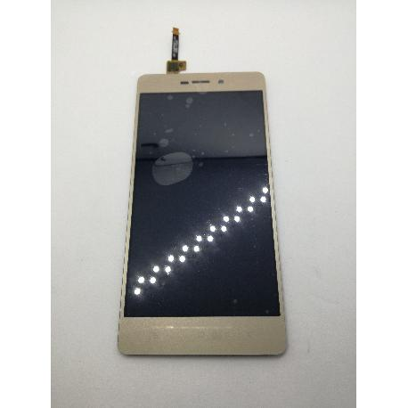PANTALLA TACTIL + LCD DISPLAY PARA XIAOMI RED RICE 3, REDMI 3, REDMI 3 PRO - ORO