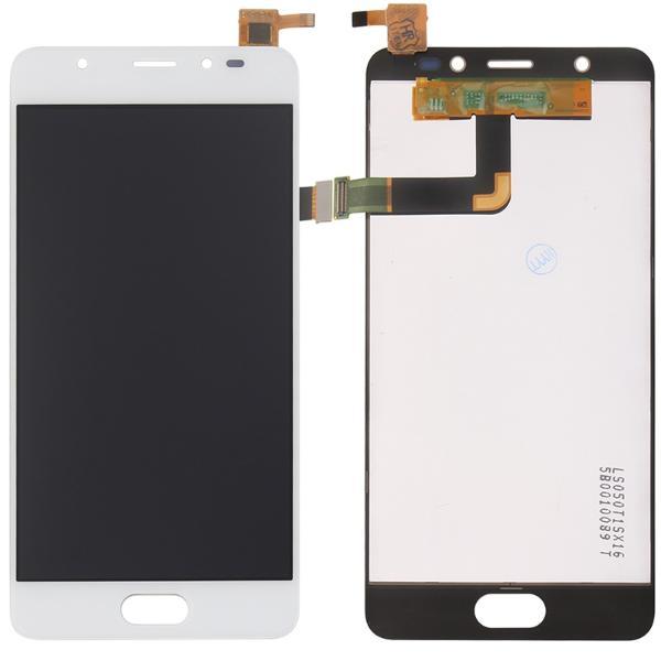 PANTALLA LCD DISPLAY + TACTIL PARA WIKO U FEEL PRIME - BLANCA