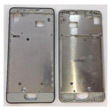 CARCASA FRONTAL DE LCD PARA WIKO U FEEL PRIME